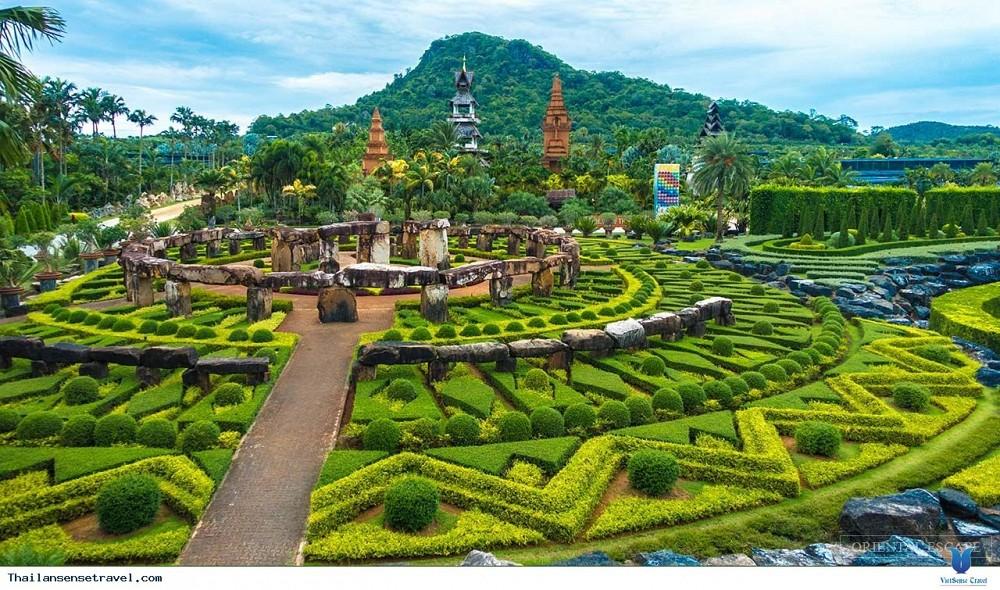 """Địa điểm """"xanh rờn"""" tại Thái Lan nên ghé thăm một lần trong đời - Ảnh 1"""