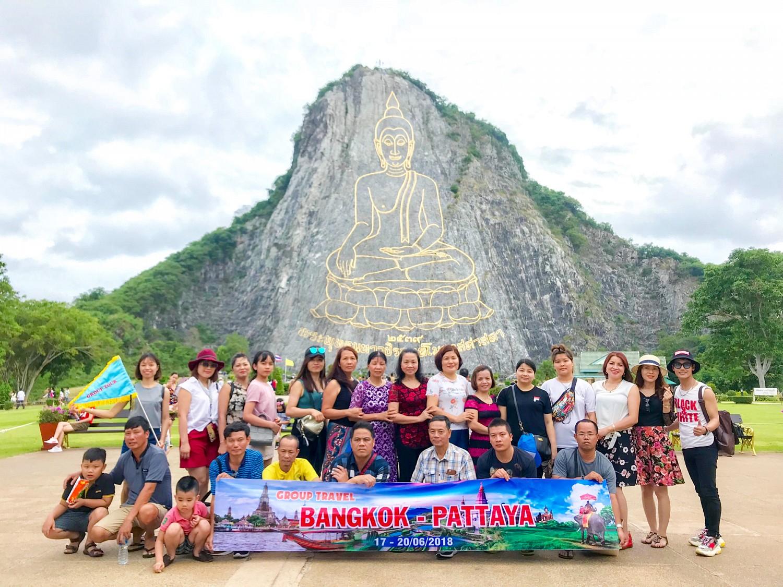 Hành trình Bangkok - Pattaya