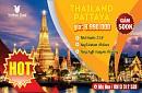 BANGKOK - PATTAYA 5N4Đ Khởi hành 23/08/2018 Bay Vietnam Airlines (Tặng Buffe Baiyoke 86 tầng)