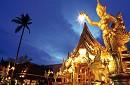 SÀI GÒN - BANGKOK - PATTAYA - ĐẢO CORAL 5 ngày 4 đêm Khởi hành Tháng 03