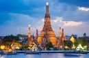 Tour Thái Lan Bangkok - Pattaya 5 ngày 4 đêm khởi hành 28/03/2018