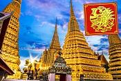 Tour Du Lịch Bangkok - Pattaya K.hành Mùng 3 Tết