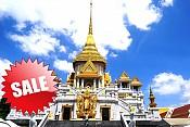 Du Lịch Thái Lan: Bangkok - Pattaya 5N4Đ Khởi hành (05,19/03/2017)