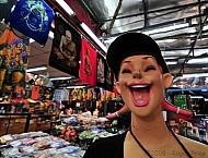 Cháy túi với những khu thương mại giữa lòng Bangkok của Thái Lan