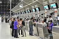 Chia sẻ kinh nghiệm làm thủ tục tại các sân bay Thái Lan