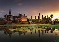 Có một Thái Lan rất khác tại cố đô Sukhothai