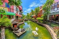 Ghé thăm thành phố tình yêu đầy sắc màu ở Thái Lan