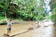 Hẻm núi Pha Chor, Chiang Mai khiến bạn lầm tưởng như đang ỏ Mỹ