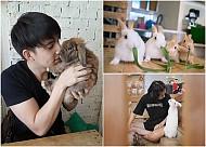 Khám phá 5 quán cafe thú cưng luôn đông khách tại Thái Lan
