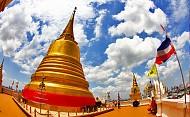 Khám phá chùa Núi Vàng Wat Saket ở Bangkok, Thái Lan