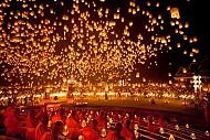Khám phá lễ hội hoa đăng ở Thái Lan - Loy Karathong