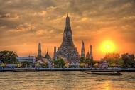 Khám phá ngôi chùa Bình Minh tại Thái Lan cùng Vietsense Travel