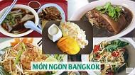 Khu Chinatown, Bangkok có gì ngon?