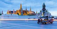 Kinh nghiệm đi xe tuk tuk ở Thái Lan.