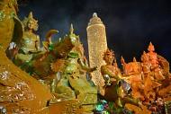 Lễ hội Phật giáo Khao Phansa vô cùng quan trọng của Thái Lan