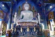 Ngất Ngây Trước Vẻ Đẹp Lạ Của Ngôi Đền Xanh Khi Tới Thái Lan
