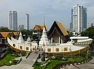 Tham quan chùa Thuyền đầy bí ẩn tại Thái Lan