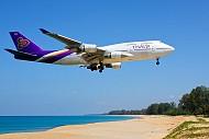 Vé Máy Bay Thai Airway Bay Đi Thái Lan