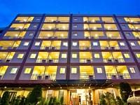 Golden Sea Hotel Được thiết kế cho cả các chuyến du lịch nghỉ ngơi và công tác