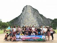 Thái Lan 5N4Đ tặng Buffe Baiyoke + Massage Thái Khởi Hảnh 14/11/2018