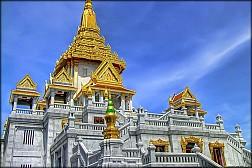 Chùa Phật Vàng Bangkok Thái Lan