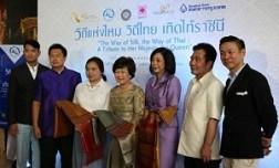 Thái Lan Khởi Động Sự Kiện Con Đường Của Tơ Lụa - Con Đường Thái Lan