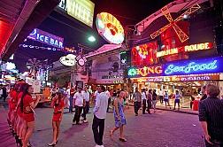 Tổng hợp hình ảnh Pattaya, Bangkok Thái Lan về đêm