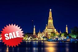Tour Thái Lan : Bangkok - Pattaya 5N4Đ Khởi Hành (25/03/2018)