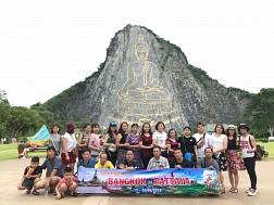 Thái Lan 5N4Đ tặng Buffe Baiyoke + Massage Thái KH 28/09