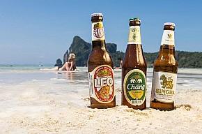 Bia Thái Lan có vị gì ngon mà chúng có thể đập tan cơn khát.