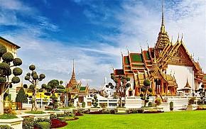 Chương Trình Du Lịch Thái Lan 25/02/2016: Bangkok – Pattaya 5 Ngày 4 Đêm