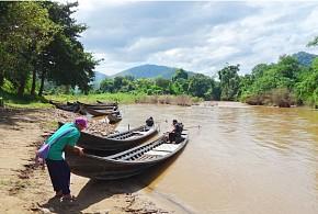 Khám phá ngôi làng cổ dài Huay Pu Keng ở Thái Lan, 2018