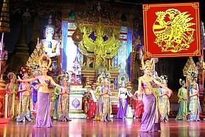 Tour Du Lịch Thái Lan : Bangkok - Pattaya K.Hành Mùng 2 Tết