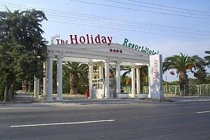 The Holiday Resort  khách sạn tiêu chuẩn 4 sao