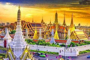 Tour du lịch Bangkok - Pattaya 5 ngày 4 đêm Từ Hồ Chí Minh