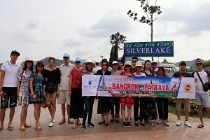 Tour Thái Lan đến với Bangkok - Pattaya bay Vietnam airlines