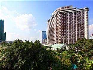 Centara Grand at Central Plaza Ladprao Bangkok tiếp cận các địa điểm lớn của thành phố
