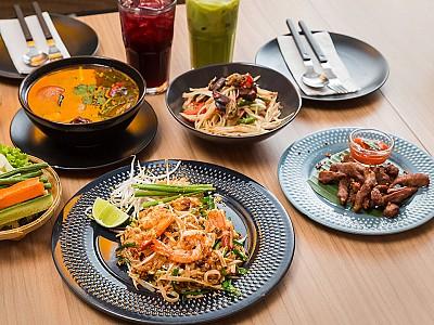 6 nhà hàng rất được lòng du khách khi ghé thăm Bangkok