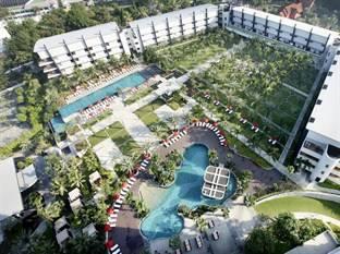 Amari Garden Pattaya với vị trí thuận lợi