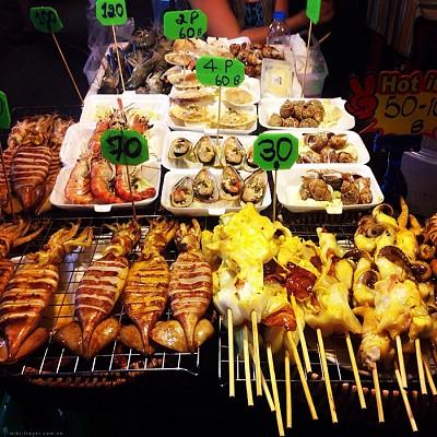 Ăn gì khi đến Bangkok Thái Lan - Du lịch Vietsense Travel