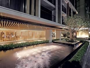Arcadia Suites Bangkok Nằm ở vị trí thuận lợi trong Wireless