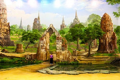 Bảo tàng 3D Pattaya - Art In Paradise