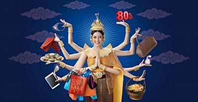 cẩm nang mua sắm tốt trước khi du lịch Thái Lan