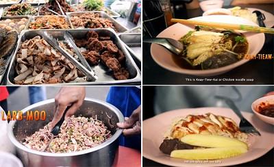 Cay xé lưỡi với những món ăn đường phố Bangkok