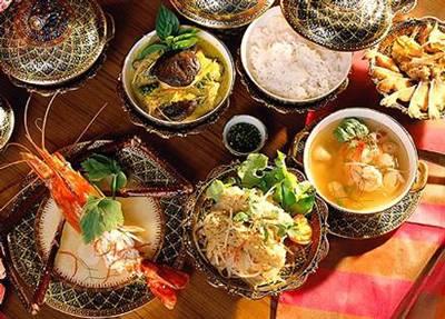 Chao Wang - món ăn độc đáo của người Thái lan