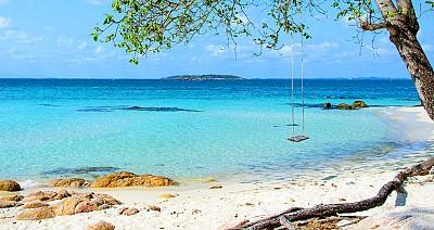 Chinh phạt thành phố biển Rayong ở Thái Lan dưới bước chân lữ hành du lịch