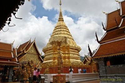 Cuối tuần du hí ở Chiang Mai