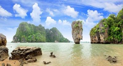 Đảo James Bond Thái Lan