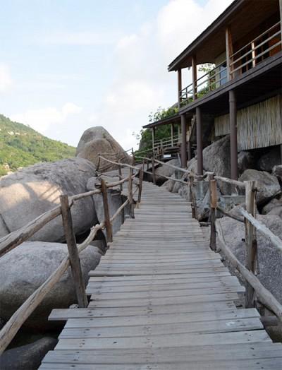 Đến thăm hòn đảo đặc biệt của vịnh Thái Lan