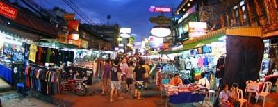 Điểm danh chợ đêm nổi tiếng tại Bangkok